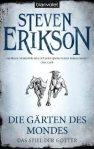 Erikson - Gaerten des Mondes; Rechte: blanvalet