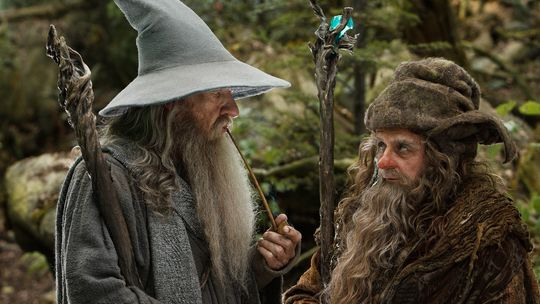 Hobbit Rechte: Warner Bros