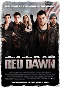 Red Dawn Poster Rechte: Concorde
