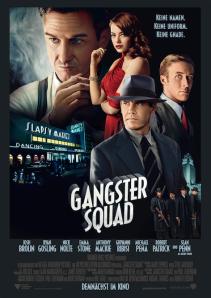 Gangster Squad Poster. Rechte: Warner Bros.