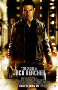 Jack Reacher Poster Rechte: Getty Images