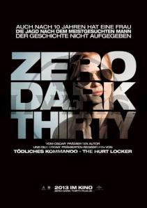 ZeroDarkThirty Poster