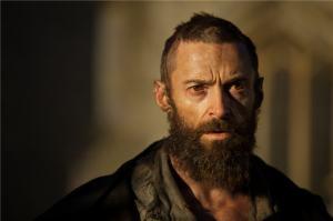 Jean Valjean mit Bart...