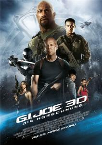 G.I. Joe 3D Poster Rechte: Getty Images