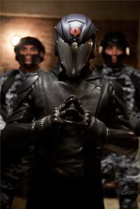 Leider weder Joseph Gordon-Levitt noch Seth Green: Cobra Commander