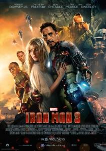 Iron Man 3 Poster Rechte: www.marvel.com