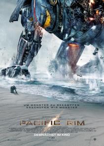 Pacific Rim Poster; Rechte: Warner Bros