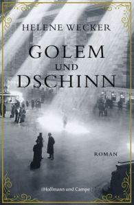 Wecker: Golem und Dschinn; Rechte: Hoffmann und Campe