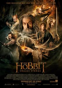 Hobbit Smaug Poster