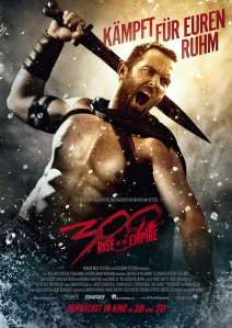300 Rise Poster